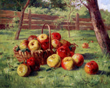 Apple Harvest by the artist Carl Vikas