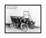 1904 Cadillac 1 Cylinder Antique Automobile premium print