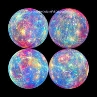 Mercury an Image with Four Views art print