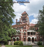 Gonzales County Courthouse Art Print