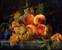Still Life Painted by Fransisco Lacoma Fontanet