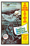 The Fabulous World of Jules Verne Movie Poster