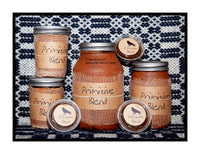 Primitive Blend candle collection from Black Crow Candle company