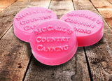 McCall's Cotton Candy Candle Buttons