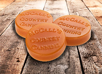McCall's Cozy Cabin Candle Buttons