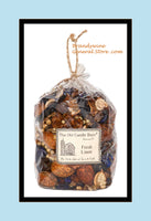 Potpourri 4 cup bag Fresh Linen by Old Candle Barn in Lancaster County