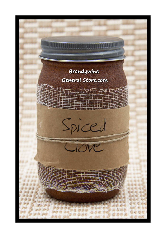 Spiced Clove 16 Ounce Jar