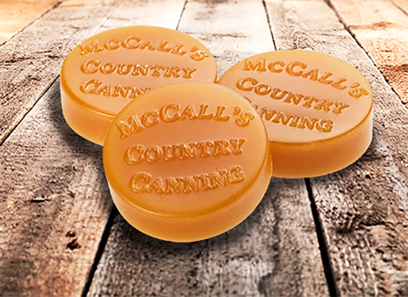 State Fair Apple Pie McCall's Candle Buttons