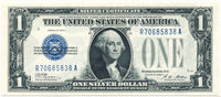 Fr 1601 One Dollar Silver Certificate 1928A Certified