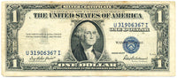Friedberg 1615 One Dollar Silver Certificate Series 1935F Fine