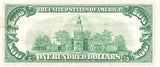 Fr 1890-I 100.00 Federal Reserve Bank Note 1929 Choice Uncirculated Reverse