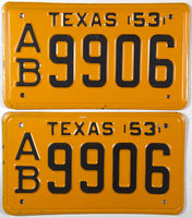 License Plates of the 50 States   Texas   Brandywine General