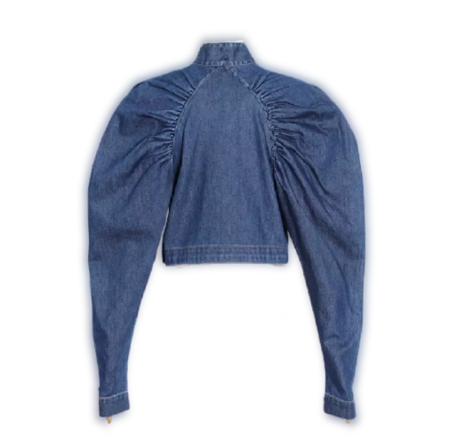 """Kennedy"" Denim Top"