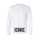 """What More Can I Say?"" Long Sleeve T-Shirt (White)"