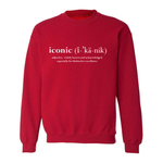 """Holy Grail"" Sweatshirt (Red)"