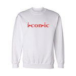 """Imaginary Player"" Sweatshirt (White)"