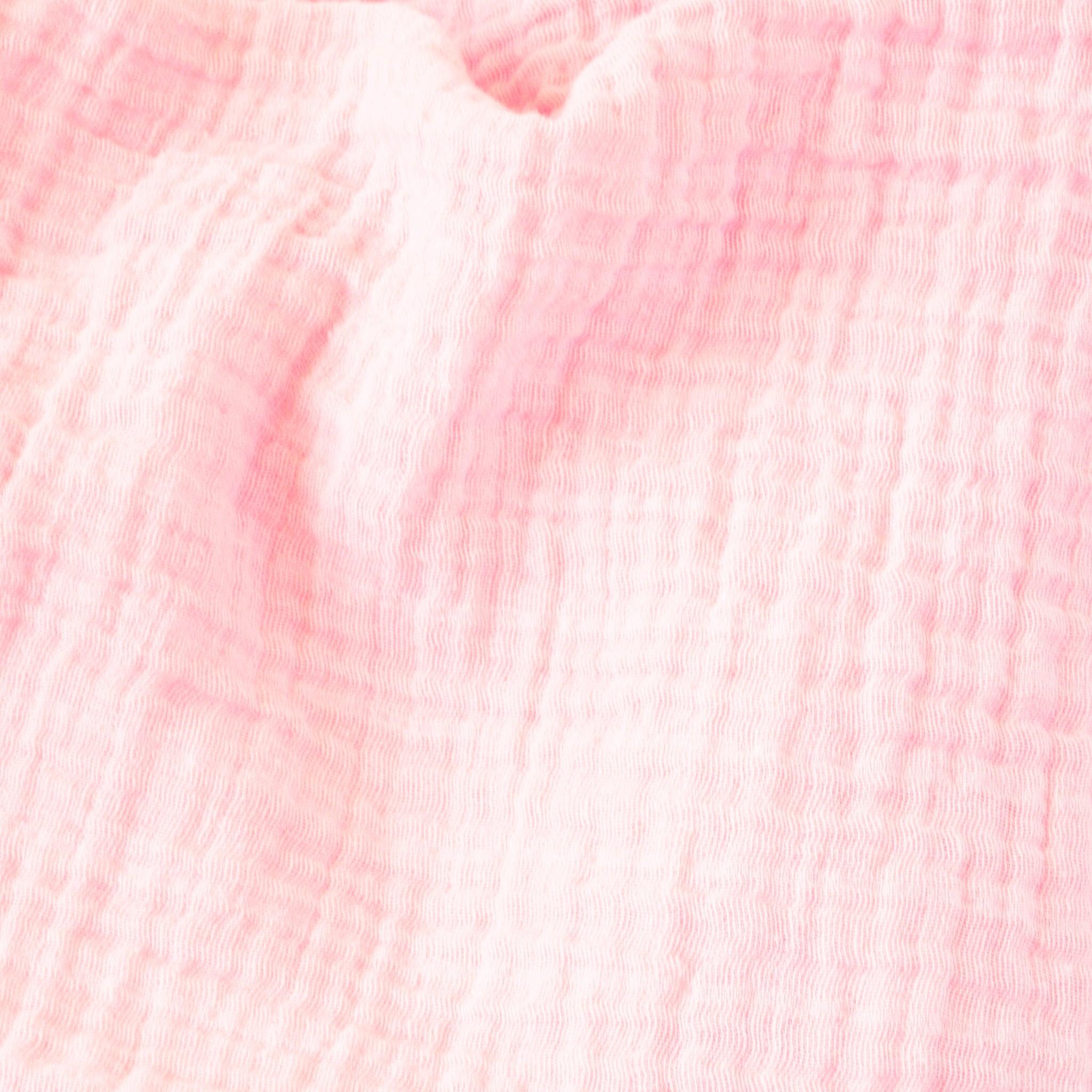 Sunny Double Gauze - Shell Pink