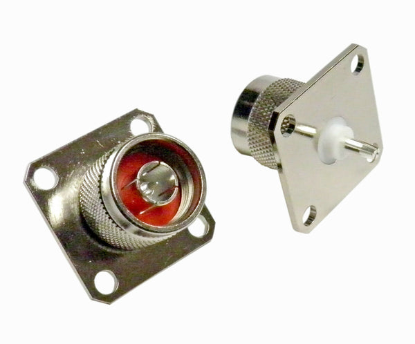 After Market Bird 4240-063 Style N Male QC Connector for Bird 43 and Bird 4304A Wattmeters