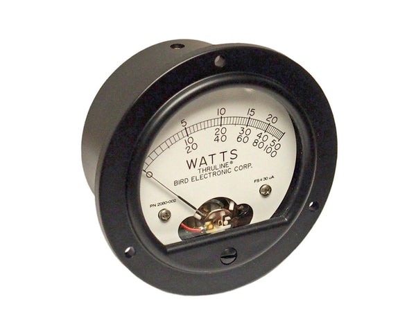 New Replacement Meter for Bird 43 Wattmeter Bird RPK2080-002