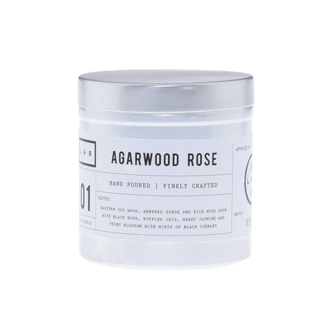 Agarwood Rose - Tin