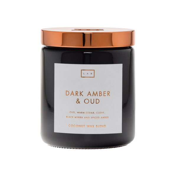 Dark /& Oud candle