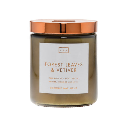 Forest Leaves & Vetiver