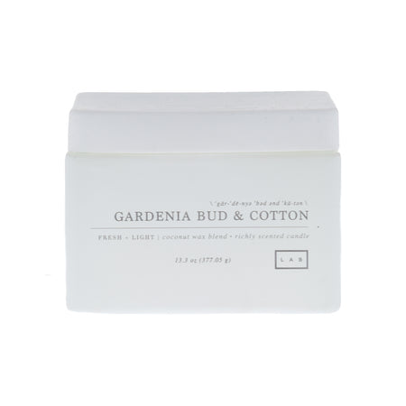 Gardenia Bud & Cotton