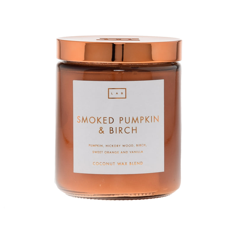 Smoked Pumpkin & Birch