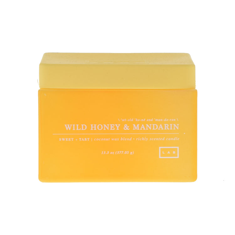 Wild Honey & Mandarin