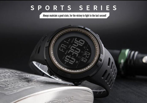 All in 1 Fitness Tracker Bluetooth Sport Watch - Get 1 FREE