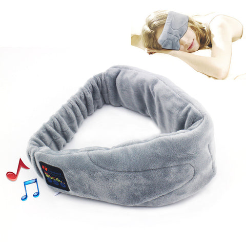 Sleep Mask with Wireless Earphone for Android and IOS