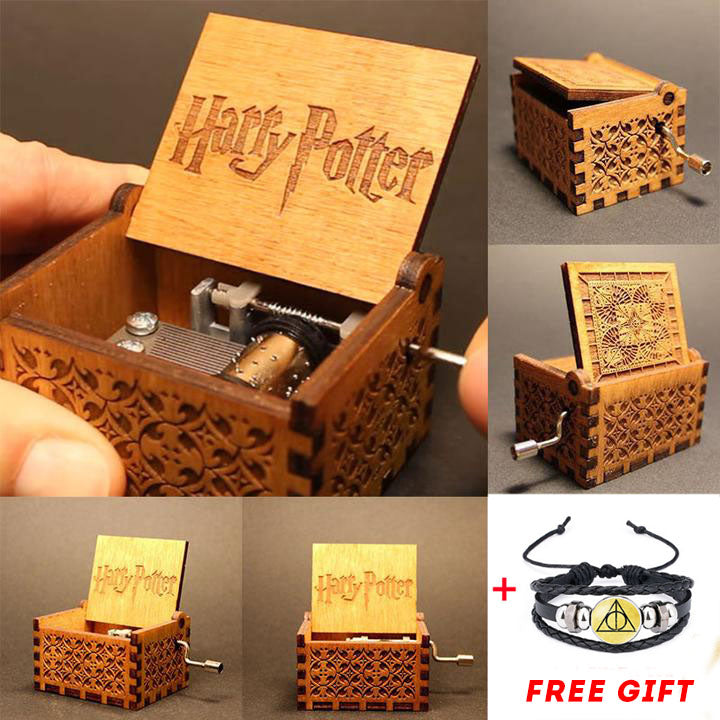Harry Potter Hand Made Music Box
