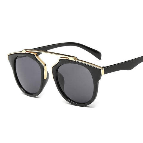 New Oculos De Sol Feminino Vintage Fashion Sunglasses