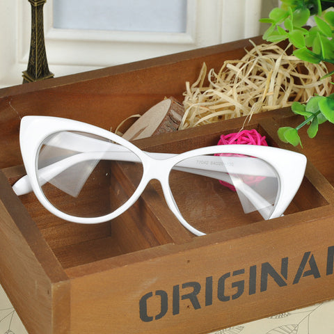 New Clear Lens Retro Fashion  Vintage Glasses