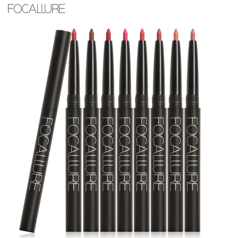 Matte Lip Liner Pencil  Easy to Wear