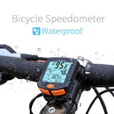 Waterproof Clycling Speedometer