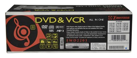 Is There Anywhere I can Buy A New DVD VCR?