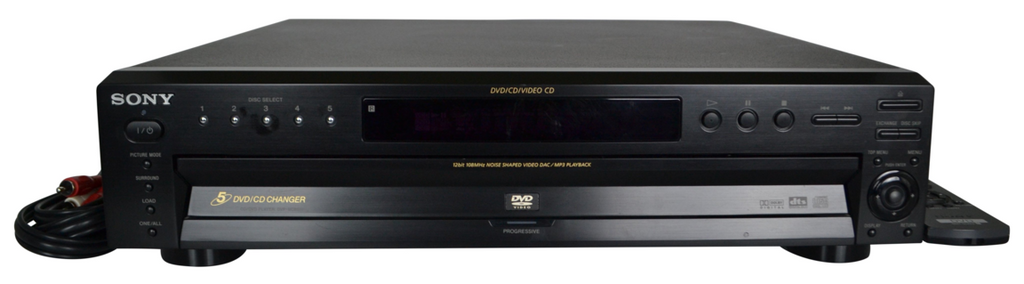 DVD Player Buying Guide