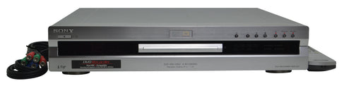Sony DVD Recording System with VCR Plus