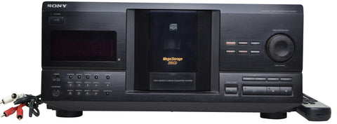 CD Players black friday sale sony 200 cd carousel