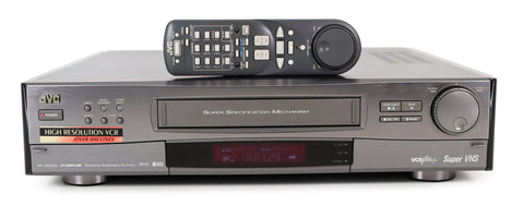 JVC Professional SVHS S-video High definition VCR