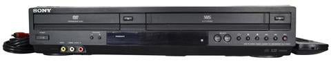 Sony DVD VCR SLV-D380P Best DVD VCR Player