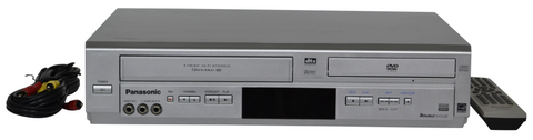 Panasonic DVD VCR COmbo Player With Tuner