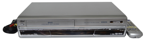 DVHS vcr with HDMI output 1080i