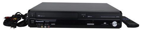 Panasonic VCR to DVD Recording system on sale