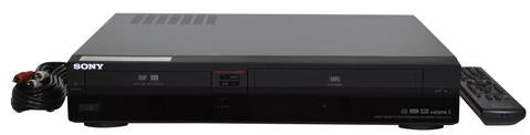 Sony DVD VHS Recording System Best Option Available