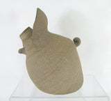 "Magnificent Stoneware Piggy ""Piggy"" Bank ca. 1970s"