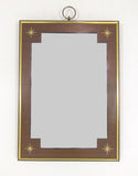 Hollywood Regency Style Wall Mirror in Manner of Parzinger