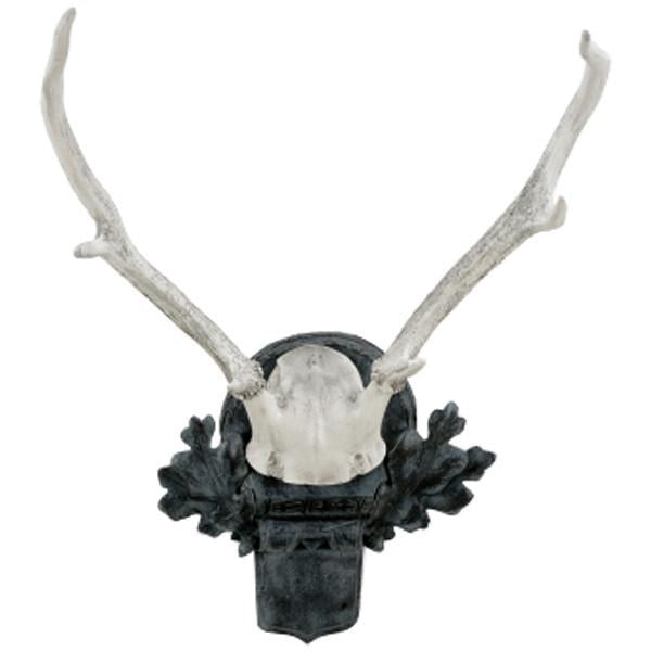 Chelsea House Small Gray Deer Antlers - GDH | The decorators department Store
