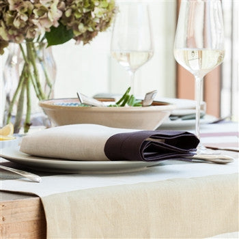 Cinta Linen Napkin | Fig - GDH | The decorators department Store
